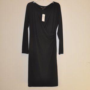 RALPH LAURN BLACK LABEL CASHMERE DRESS XL NWT